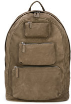 Pb 0110 multi-pockets backpack - men - Leather - One Size