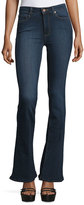 Paige High-Rise Lou Lou Flare-Leg Jeans, Lawson