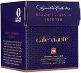 Café Viante® 10-Count Brazil Espresso Intenso Nespresso® Compatible Gourmet Coffee Capsules