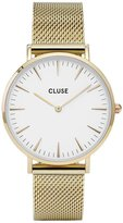 Cluse Women's La Boheme Mesh CL18109 Stainless-Steel Quartz Watch