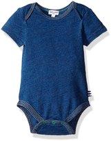 Splendid Baby Indigo Bodysuit, Med Stone
