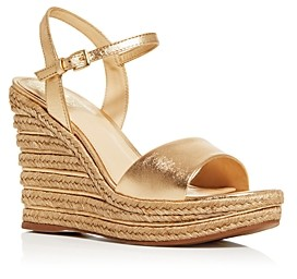 Vince Camuto Women's Marybell Espadrille Wedge Sandals