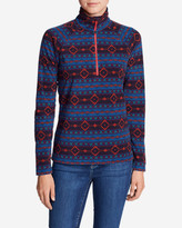 Eddie Bauer Women's Quest 1/4-Zip - Printed
