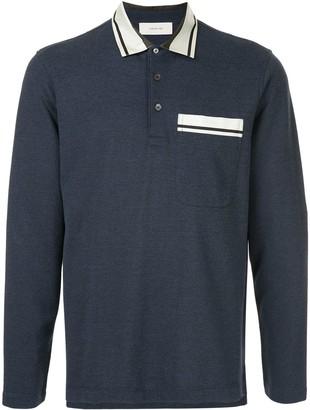 Cerruti Long Sleeved Polo Shirt