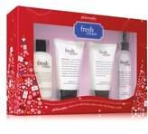 philosophy Fresh Cream Set