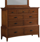 Darby Home Co Dix 9 Drawer Media Dresser