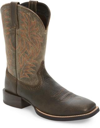 Ariat Sport Western Cowboy Boot
