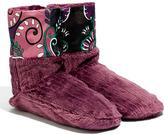 Nordstrom Sonoma Lavender 'Nuvo' Silk Booties Exclusive) ($40 Value)