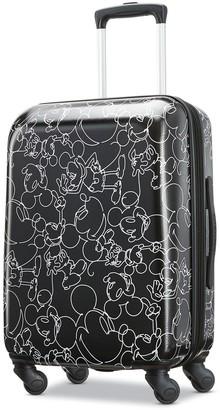 "American Tourister Disney Mickey Scribble 21"" Spinner Hardside"