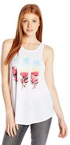 O'Neill Junior's Feather Flower Graphic Harbor Tank
