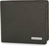 BOSS Signature leather wallet