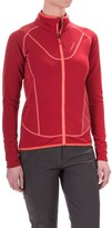 La Sportiva Polartec® Nimbus Fleece Jacket - Full Zip (For Women)