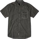 RVCA Men's Cold Ones Short Sleeve Woven Shirt