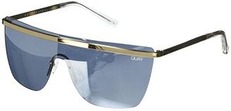 Quay x JLo Get Right (Gold/Silver) Fashion Sunglasses