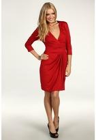 Trina Turk Abigail Dress (Lipstick) - Apparel