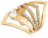Maria Francesca Pepe Capsule 23k Ring
