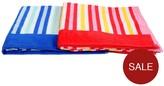 Downland Striped Beach Towels
