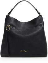 Salvatore Ferragamo Large Ally Hobo