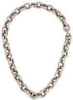 Balenciaga Curb Chain Collar Necklace