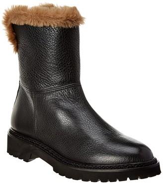 Aquatalia Marilena Weatherproof Leather Boot