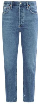 AGOLDE Jamie Straight Jeans