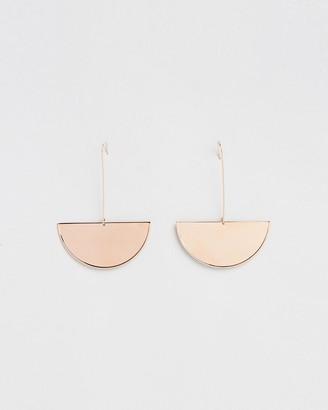 Peter Lang Termoli Earrings - Evergreen Basics