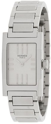 Hermes 2000s Pre-Owned Rectangular 20mm