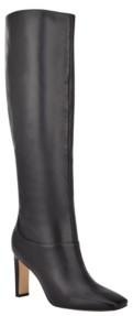Nine West Women's Jakke Heeled Dress Boots Women's Shoes