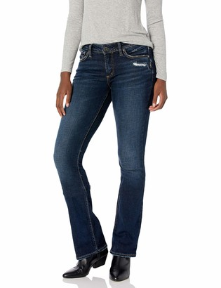 Silver Jeans Co. Women's Elyse Slim Boot