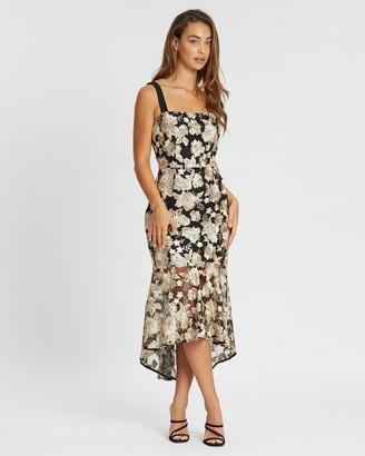 Romance By Honey And Beau Matisse Hem Dress