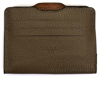 Atelier Hiva Double Card Holder Mink & Brown
