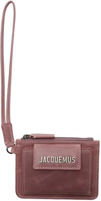 Jacquemus Purple Le Porte Olive Wallet