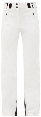 Aztech Mountain Team Aztech Shell Ski Trousers - White
