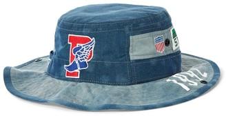 Ralph Lauren Indigo Stadium Boonie Hat