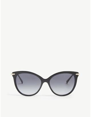 Max Mara Shine cat-eye sunglasses