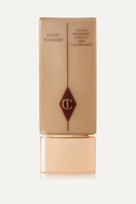 Charlotte Tilbury Light Wonder Youth-boosting Foundation - 5 Medium, 40ml