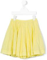 Bellerose Kids pleated skirt