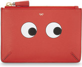Anya Hindmarch Eyes small grained leather pouch
