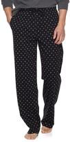 Croft & Barrow Men's True Comfort Knit Lounge Pants