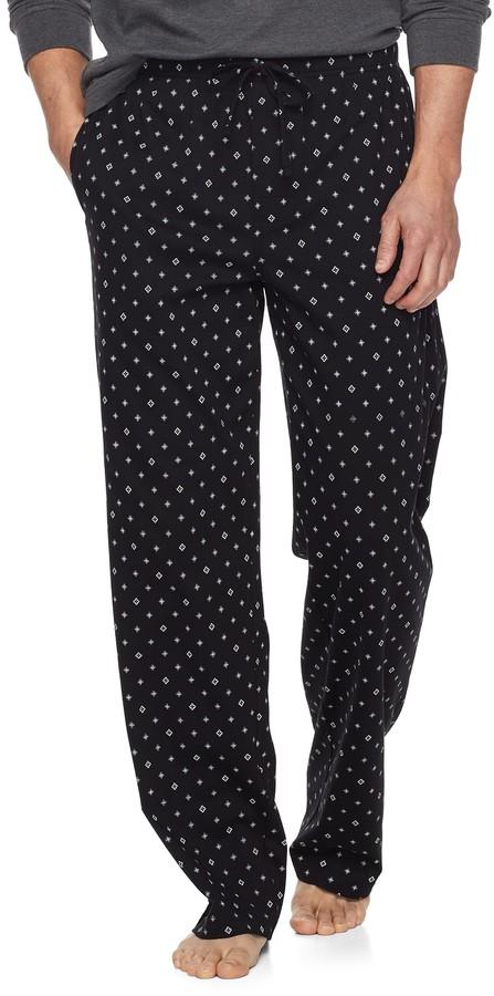 Croft & Barrow Men's True Comfort Knit Pajama Pants