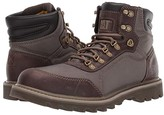 Caterpillar Casual Gridiron Lite (Shitake) Men's Lace-up Boots