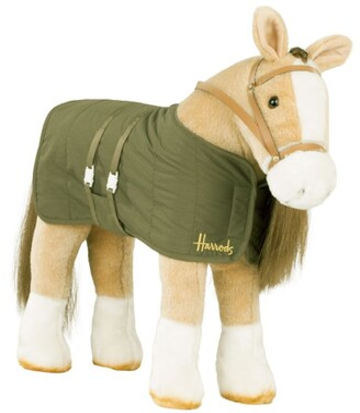 Gotz Horse with Blanket (37cm)