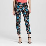 Merona Women's Printed Classic Ankle Pant