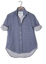 Frank And Eileen Womens Limited Edition Eileen Linen Stars Shirt