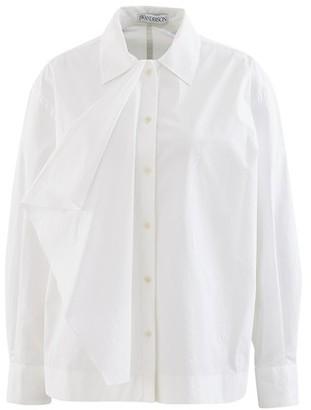 J.W.Anderson Draped shirt