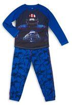 Petit Lem Boy's Super Bowl Shirt & Pants Set
