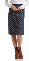 Sportscraft Sharla Check Skirt
