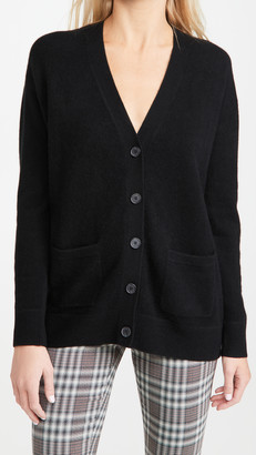 Naadam Drop Shoulder Cashmere Cardigan