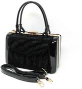 Nadya's Closet Patent Leather Tote Bag