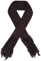 Uma | Raquel Davidowicz - 'Fumo' scarf - women - Silk/Cotton/Acrylic - One Size